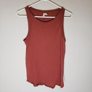 Free People We the Free Sleeveless Tank Top